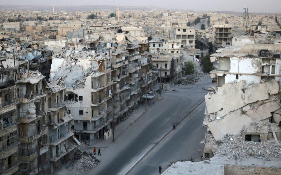 Sirija – nedopustna nemoč mednarodnih ustanov