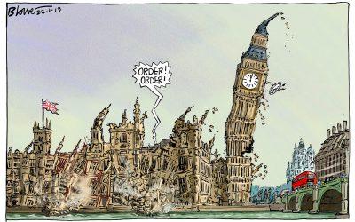Brexit: exit (odhod) ali eksodus (izhod)?